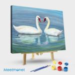 Loving Swan#1