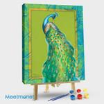 Peacock Daze II