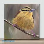 Mini-Bird Art(AlreadyFramedCanvas) #29