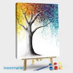 Rainbow Rollicking Tree