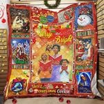 African American Christmas Quilt PSL882