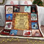 All I Want For Christmas Is Books Sofa Throw Blanket PN886