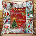 Christmas In Heaven Quilt PSL613