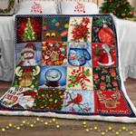 Christmas Is Near Sofa Throw Blanket PN377