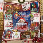Christmas Gnome Quilt LHA447