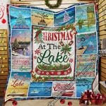 Christmas At The Lake  Quilt LHA413