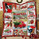 Christmas On The Farm Quilt PSL853b