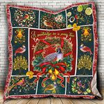 A Partridge In A Pear Tree   Quilt  MLH485