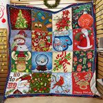 Christmas Is Near Quilt PN377