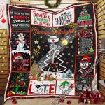 Christmas Nurse Quilt LHA431