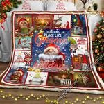Christmas Gnome Sofa Throw Blanket LHA447