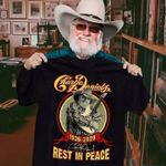 Charlie daniels signature 1936 2020 rest in peace for fan t shirt hoodie sweater sweater