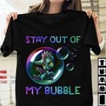 Cute baby dragon stay out of my bubble  t shirt hoodie sweater sweater