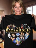 Im a daysaholic heart shape for days of our lives fan t shirt hoodie sweater sweater