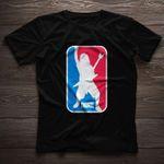 Dimebag darrell legendary guitarist nba logo style for fan t shirt hoodie sweater sweater