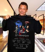 Red dwarf 33rd anniversary main casts signed for fan