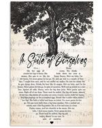 In spite of ourselves lyric john prine iris dement poster canvas