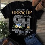Some of us grew up watching general hospital for fans