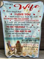 To my wife never that i love you i wish could turn back clock love you longer husband