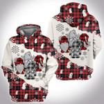 Gnomies snow best christmas gift 3d printed hoodie