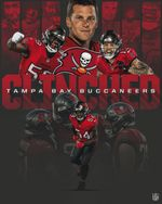 Tampa bay buccaneers Clinched