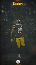 pittsburgh steelers number 98 vince williams