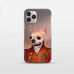 The Red General Custom Pet Art
