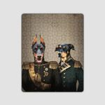 The Brothers In Arms Baron Royal Renaissance brothers Custom Pet