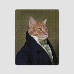 The Ambassador Royal Potrait Custom Pet
