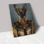 The Nubian Queen Custom Pet