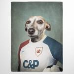 The Soccer Player Custom Pet