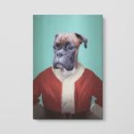 The Santa Claus Custom Pet