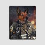 The Firefighter Custom Pet