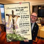 Mercyme i can only imagine lyrics jesus cross for fan poster