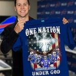 One nation under god buffalo bills best players signed for fan