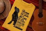 I am your friend your partner you are my life love leader be faithful true till last beat of heart i am your labrador shirt