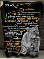 To my son wherever your journey in life may take you i pray you'll always be safe mom lion