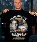 In memory of paul walker fast and furious legend retro signed for fan