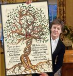 In my life lyrics the beatles tree cardinals for fan poster