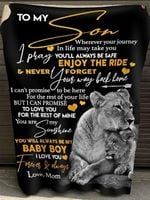 To my son i pray you'll always be safe you will always be my baby boy love mom
