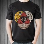 hitchhiker's guide to the galaxy Life universe everything 42 tshirt
