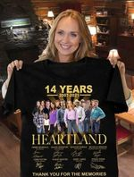 14 years of heartland main casts signed for fan