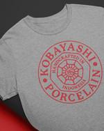 Kobayashi porcelain the usual suspects tshirt