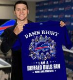 Damn right i am a buffalo bills fan now and forever