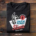 Jack rabbit slim's since 1994 for fans
