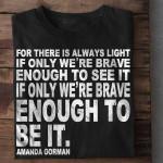 Amanda gorman quote for fans