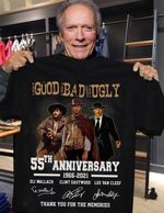 The good the bad and the ugly 55th anniversary signatures for fans
