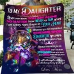 To my daughter remember whose daughter you aare & straighten your crown love mom