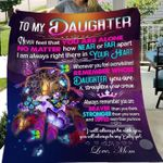 To my daughter i will always be with you you will always be my baby girl love mom