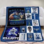 Dallas Cowboys Pride since 1960 Dallas Cowboys one nation under God gift for Dallas Cowboys fans Fleece Blanket